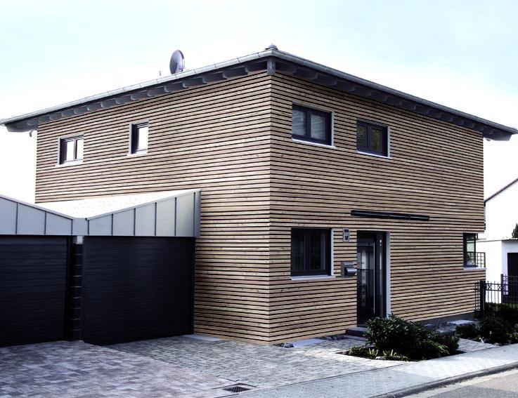 Rautenfassade – Sägewerk Scior GmbH Mossautal/Hüttenthal | Blockhaus ...